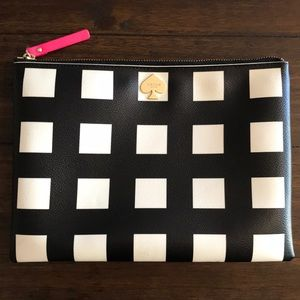 Kate Spade clutch (used in good conditions)